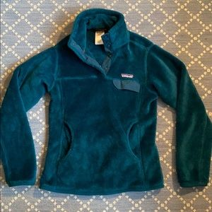Patagonia Fleece Snap-T Pullover